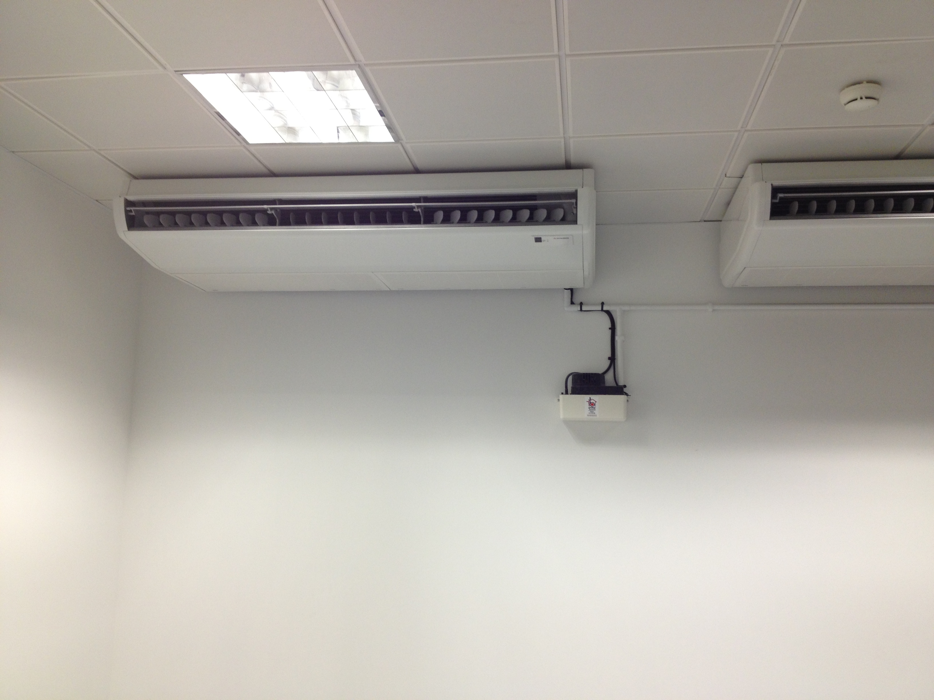 MHI Indoor units in the server room